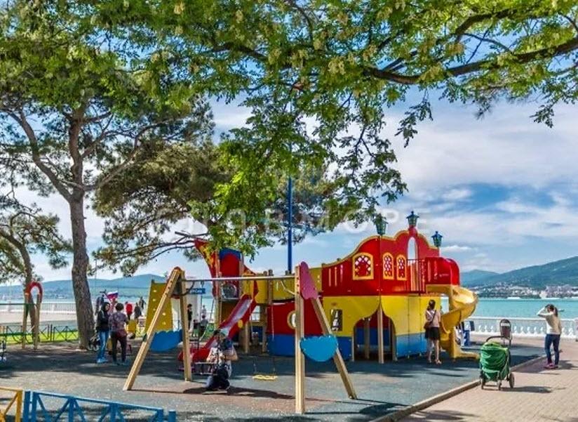 Детский городок «Кораблик»