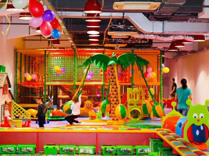 Детский развлекательный центр «Акуна-Матата»