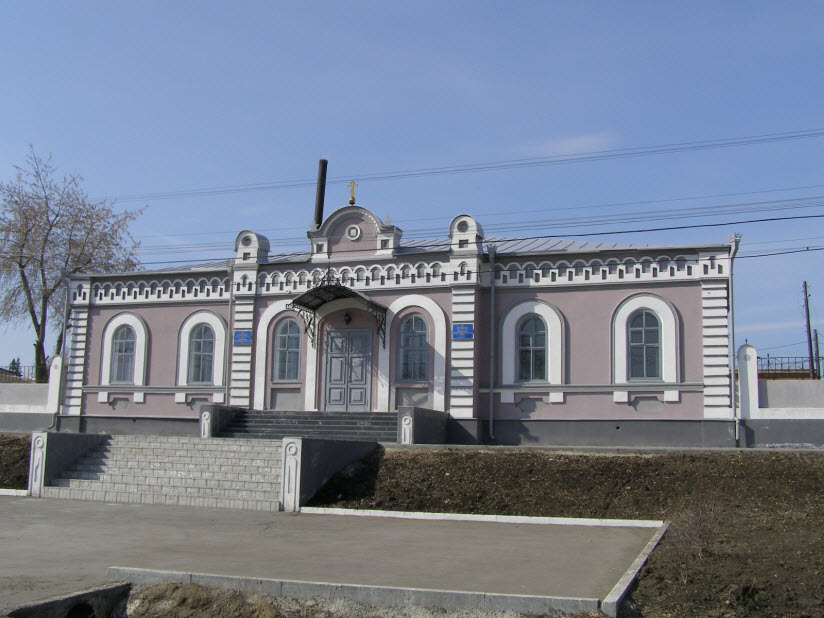 Дом купца И.И. Колосова