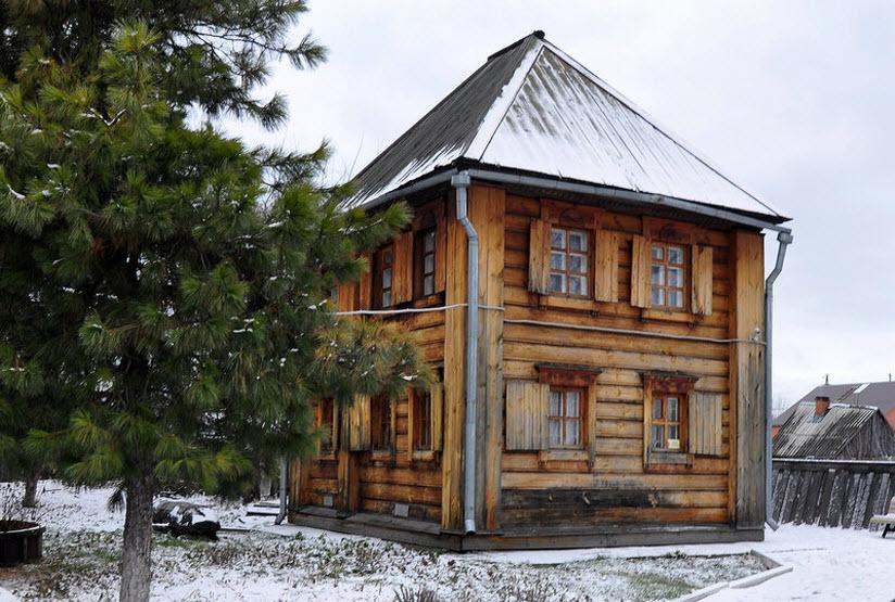 Дом-музей декабриста И.Д. Якушкина