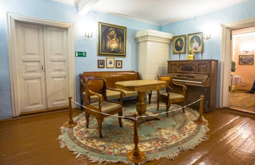 Дом-музей декабриста М.И. Муравьёва-Апостола