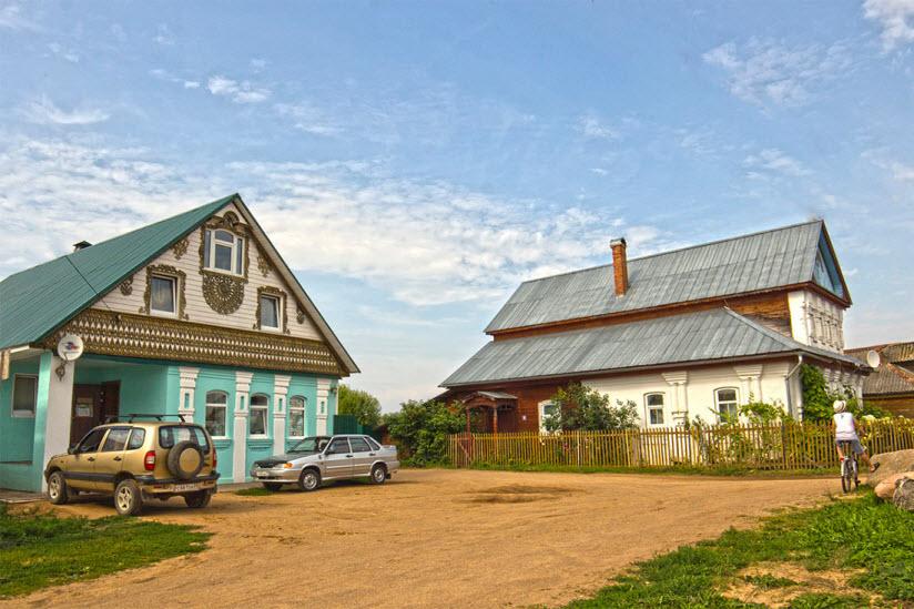 Этнографическая деревня Заплавье