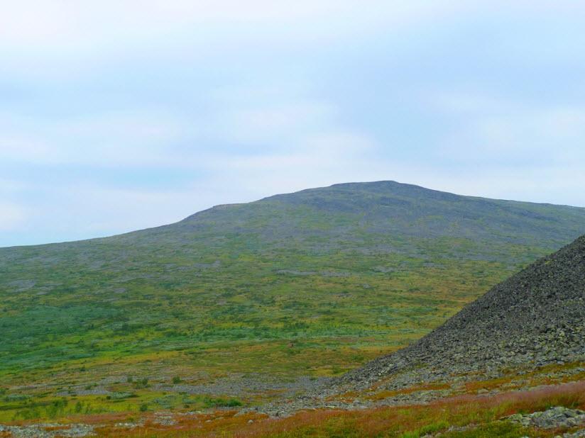Гора Яныгхачечахль