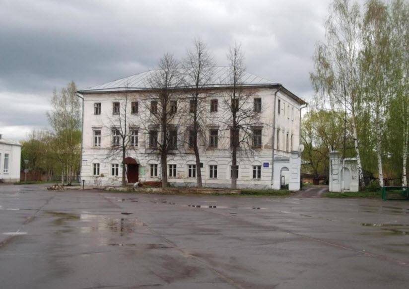 Гостиница купцов Шалаевых