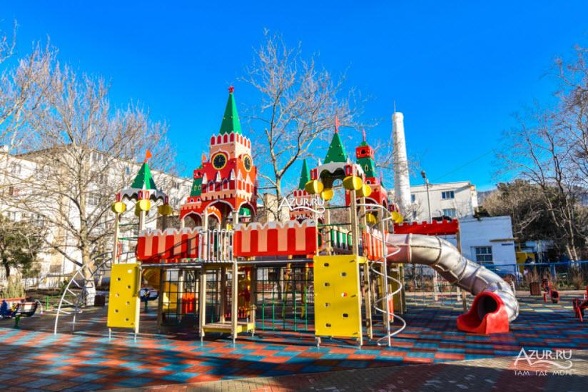 Игровая площадка «Красная площадь»