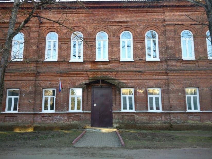 Корпуса женской гимназии