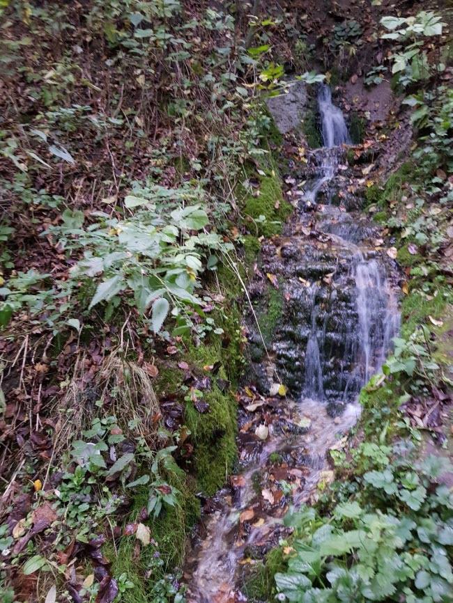 Луковецкие водопады