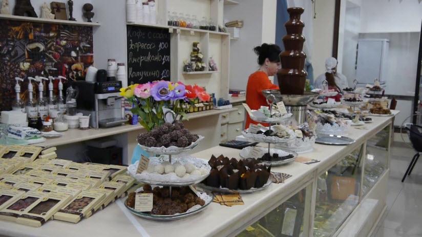 Мастерская шоколада «Диана Руди»