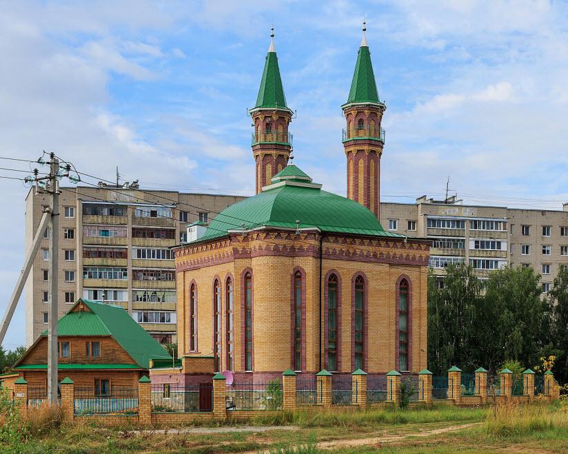 Мечеть Тынычлык