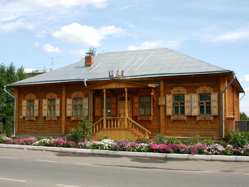 Музей «Дом природы»