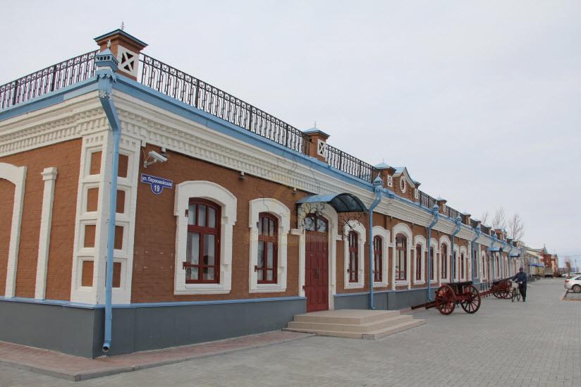 Музей «Торговые ряды»