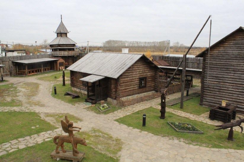 Музейный комплекс «Ялуторовский острог»