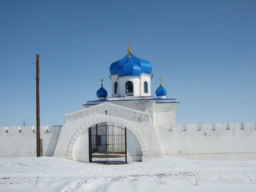 Наследницкая и Николаевская крепости