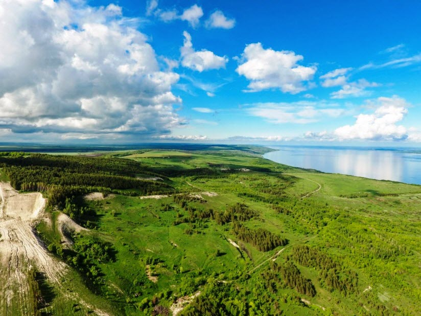Национальный парк «Хвалынский»