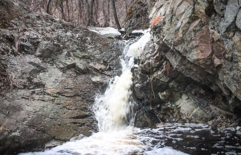Ольгин водопад