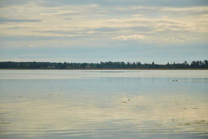 Озеро Горькое-Виктория