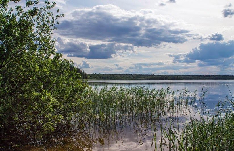 Озеро Корегощ
