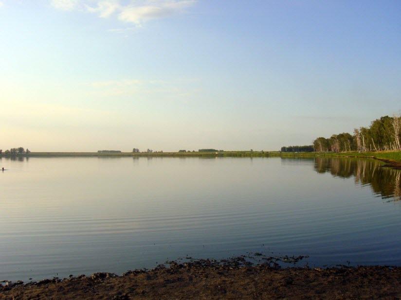 Озеро Шамеля