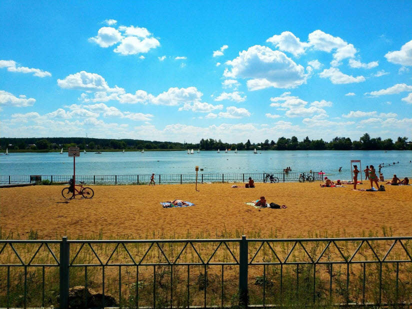Озеро Светлая жизнь