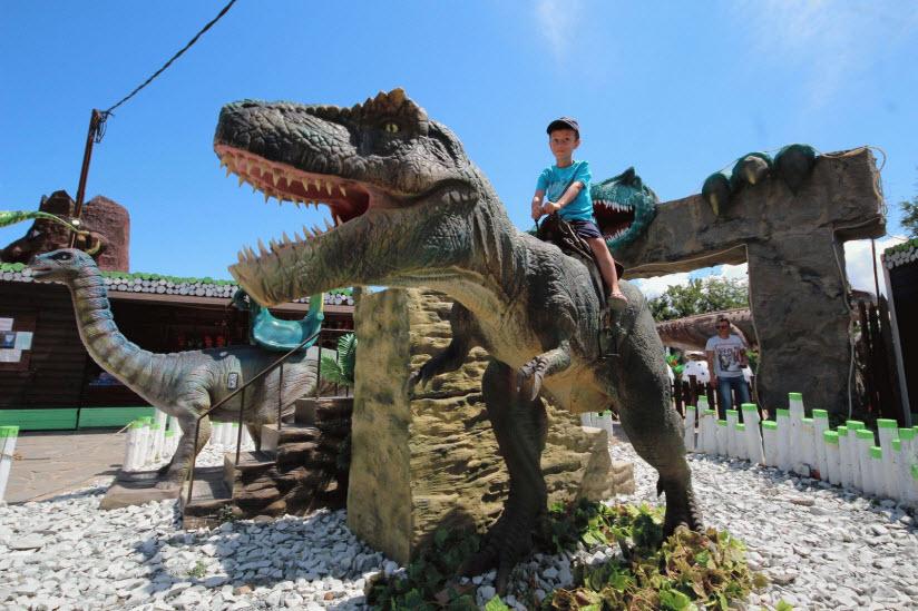 Парк Динозавров «REX»