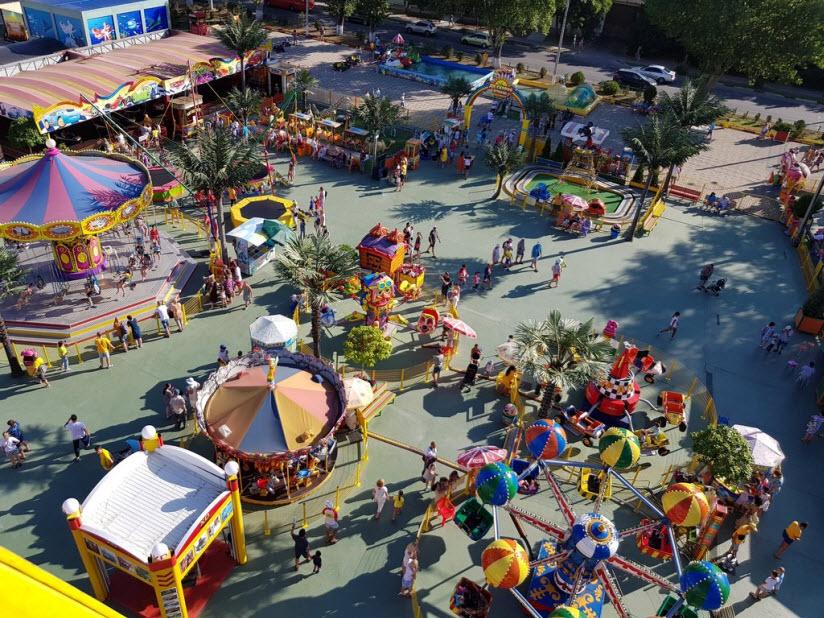 Парк развлечений «Солнечный остров»