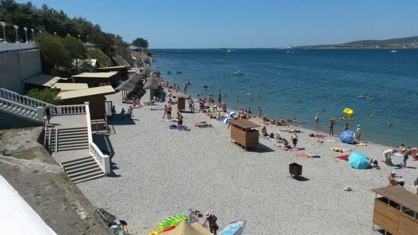 Пляж «Нива»