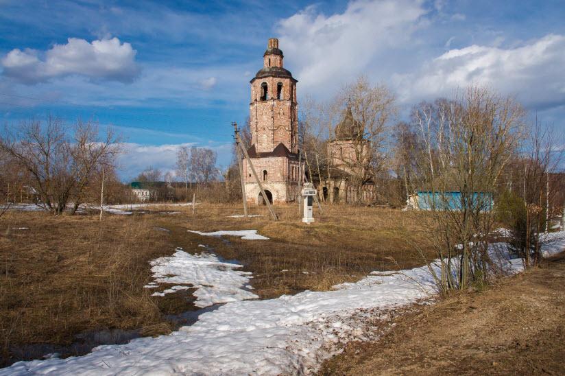 Природный комплекс Ошеть