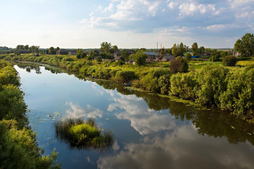 Река Согожа