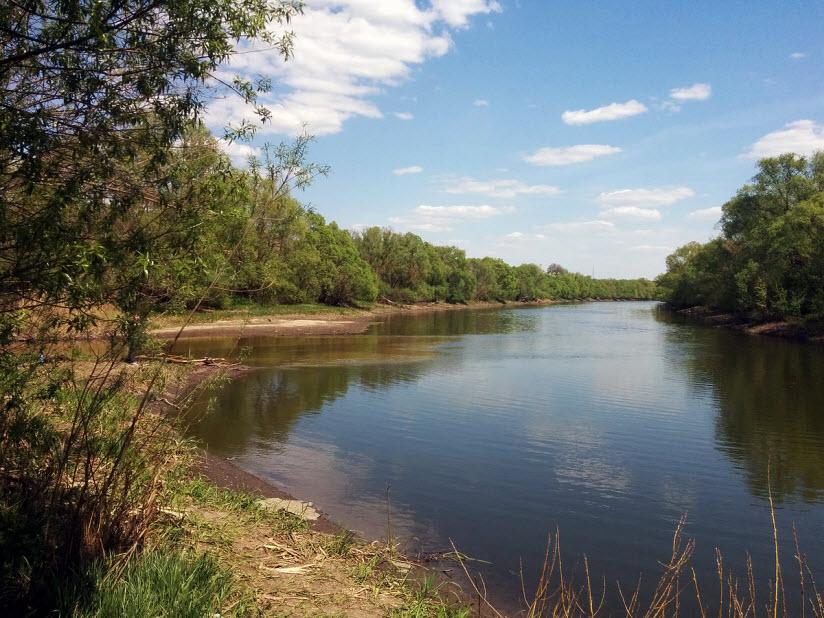 Река Цон