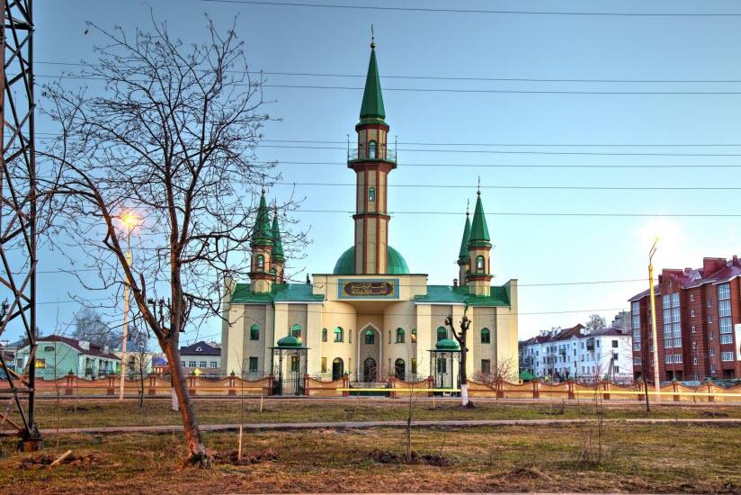 Соборная мечеть Джамиг