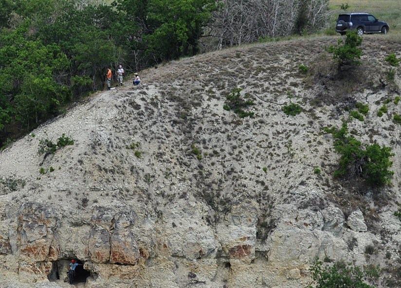Старообрядческие пещеры