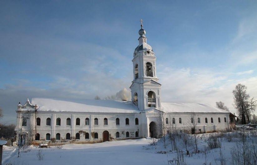 Свято-Успенский Адрианов монастырь