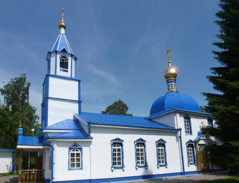 Успенско-Никольская церковь
