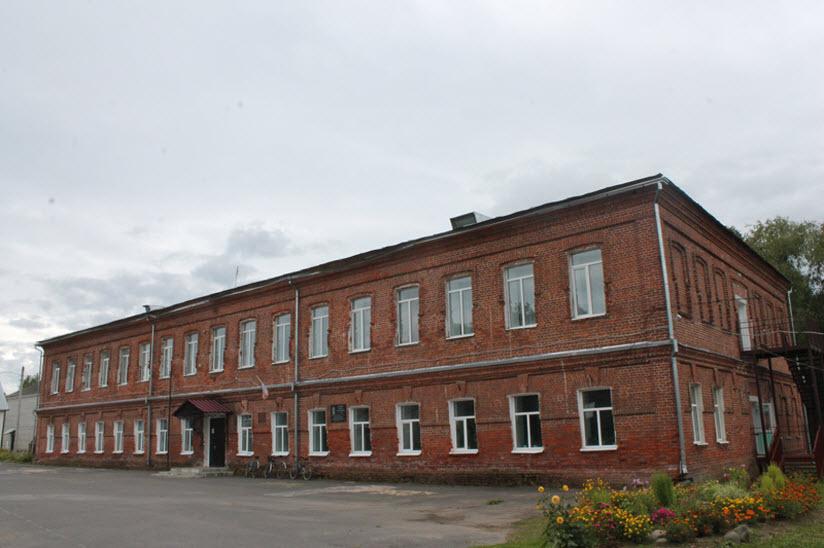 Здание мужского училища