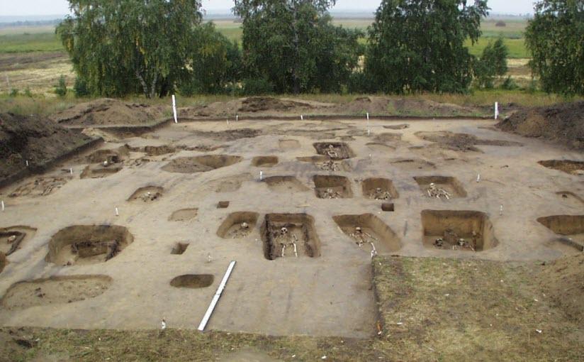 Археологический парк Батаково