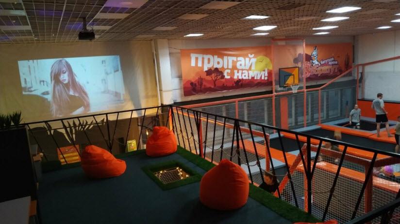 Детский развлекательный комплекс «ЗеБрАТУТ»