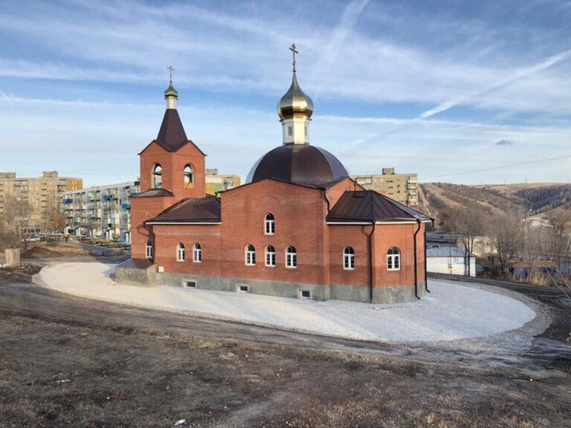 Храм священно мученика Германа — епископа Вольского