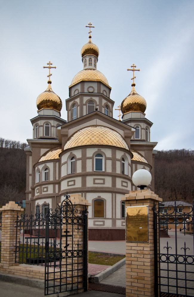 Храм святой княгини Ольги