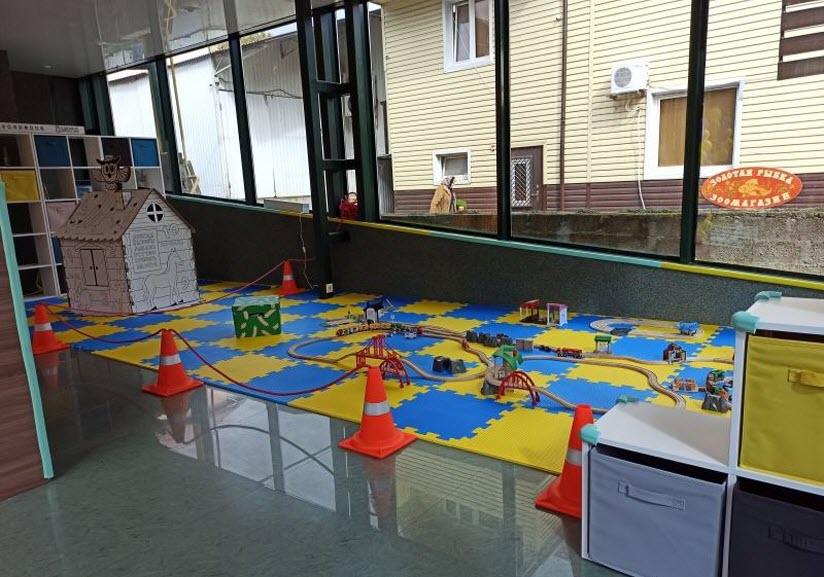 Игровой центр «Мамасита»