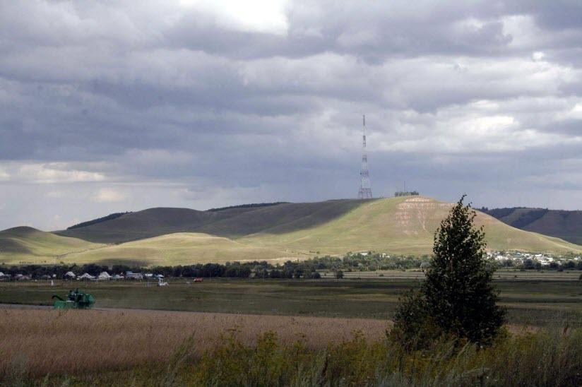 Карабашская гора