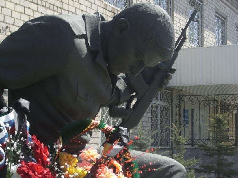 Мемориал Милиционерам