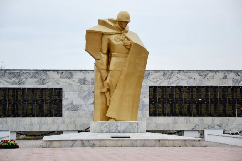 Мемориал Погибшим воинам-сысертцам