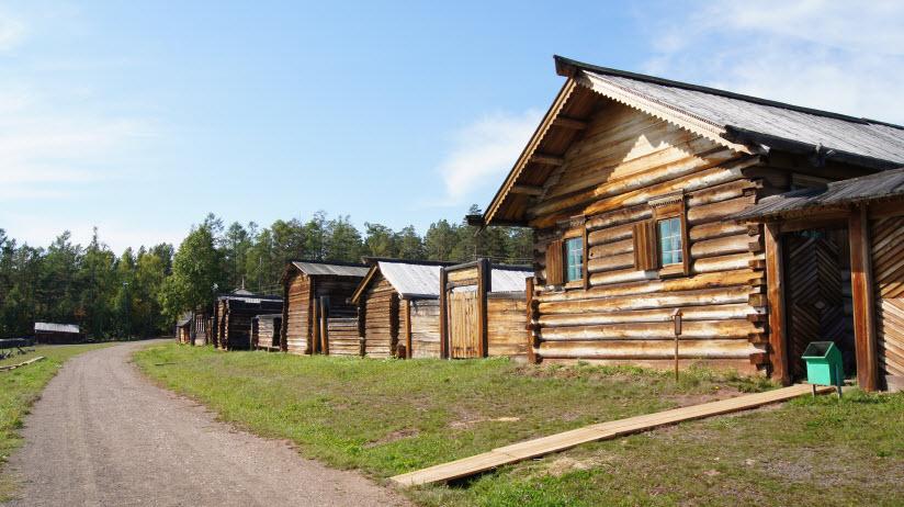 Музей «Ангарская деревня»