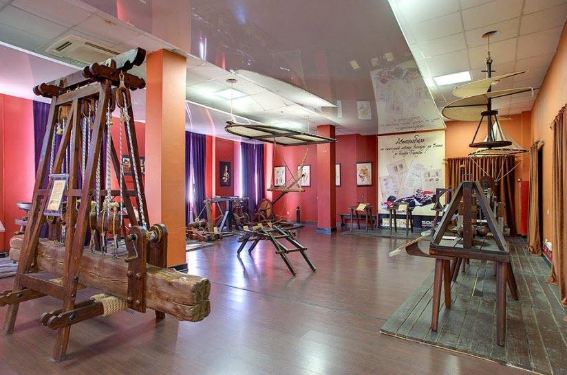 Музей «LEONARDO»