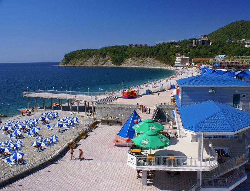 Набережная Черного моря