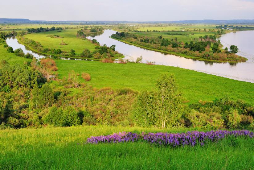 Национальный парк «Нижняя Кама»