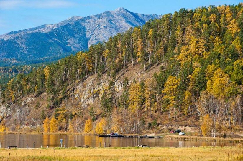 Национальный парк «Забайкальский»