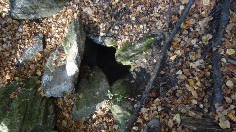 Новососедовская пещера