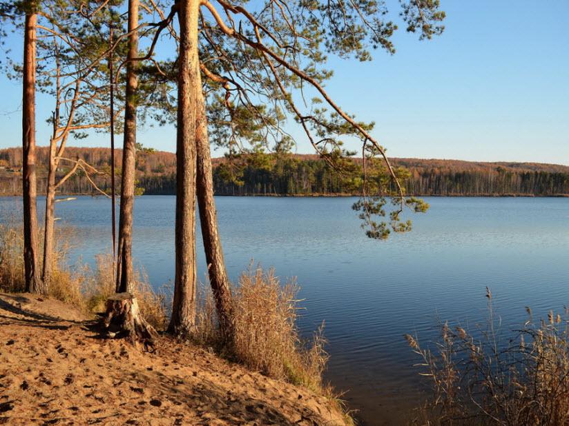 Озеро Кирекское