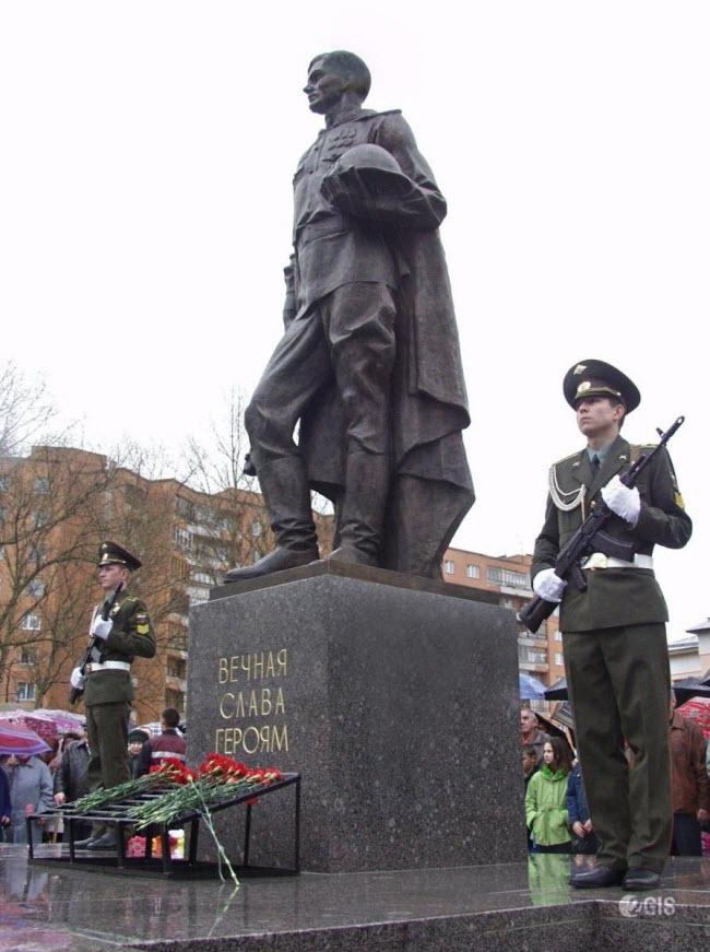 Памятник Воину-освободителю